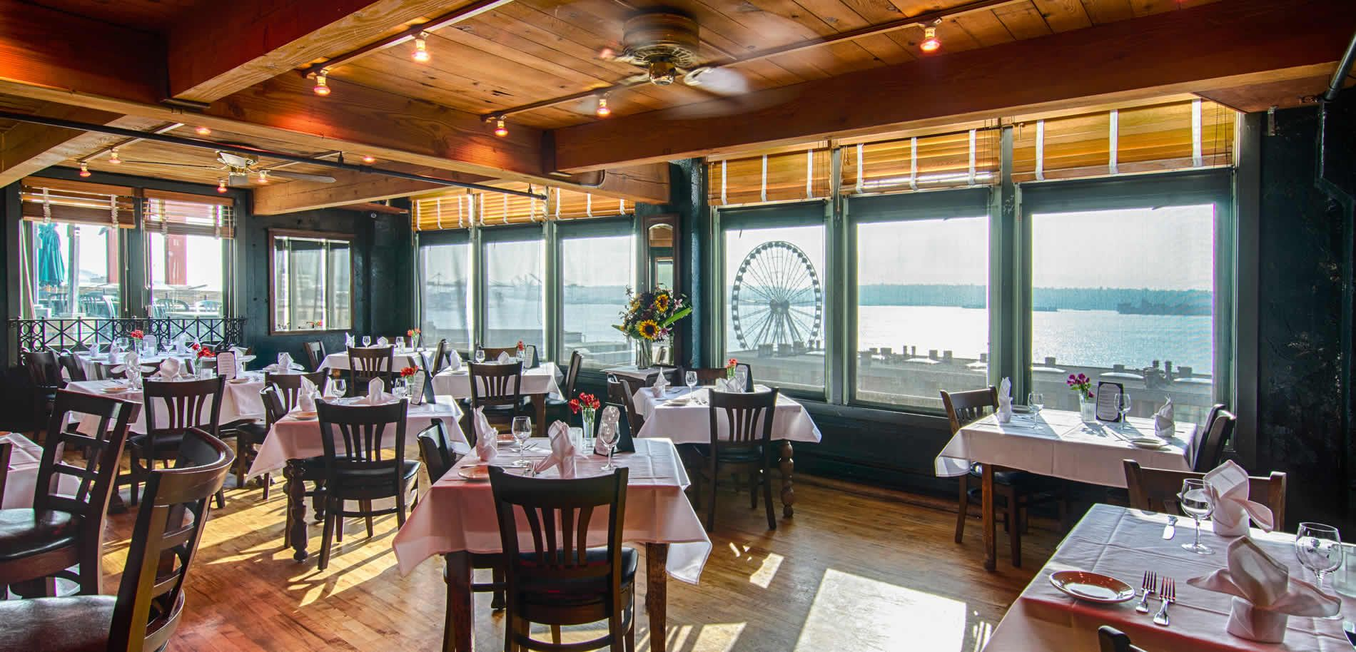 Maximilien French Restaurant Pike Place Market Downtown Seattle