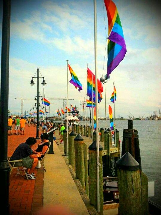 Hampton roads gay and lesbian