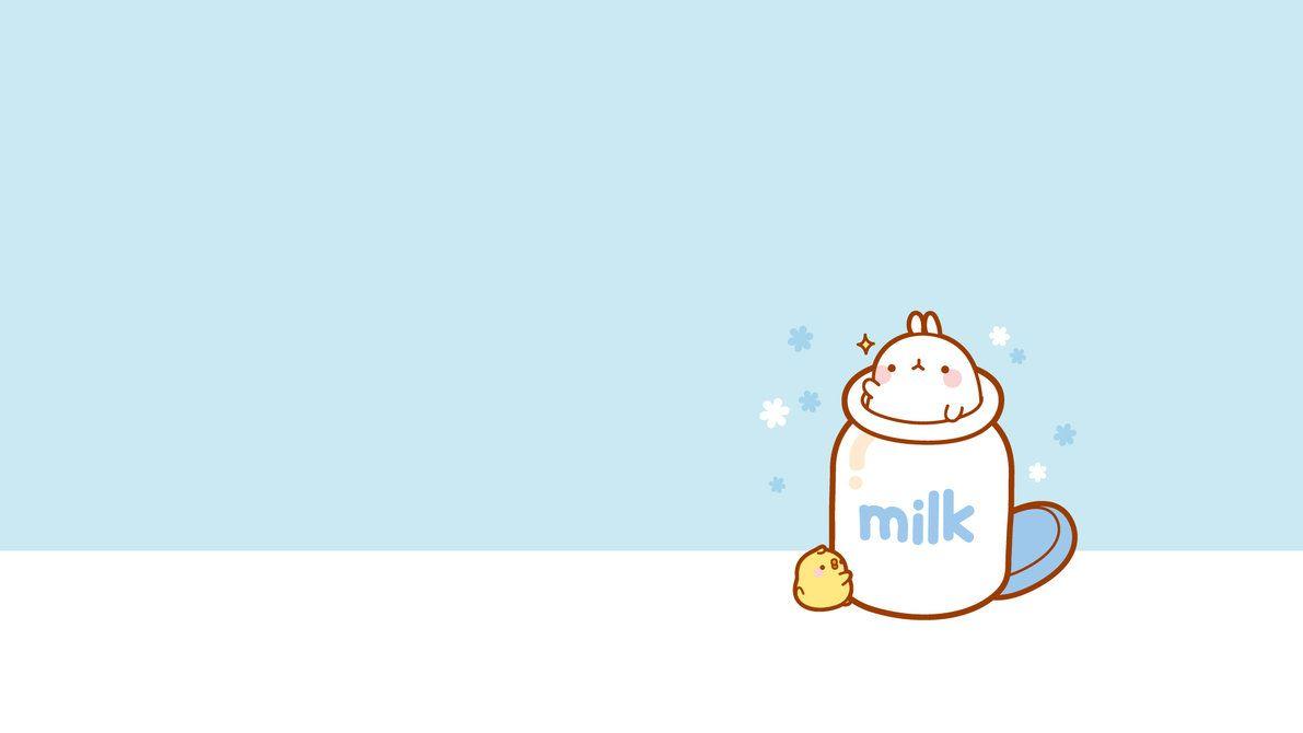 Molang Cute Desktop Wallpaper Molang Wallpaper Cute Cartoon Wallpapers Cute wallpapers for pc