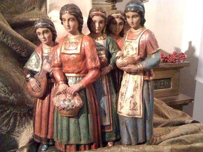 OAR SNT - Monasterio de Santa Isabel de Madrid: un museo de «belenes»