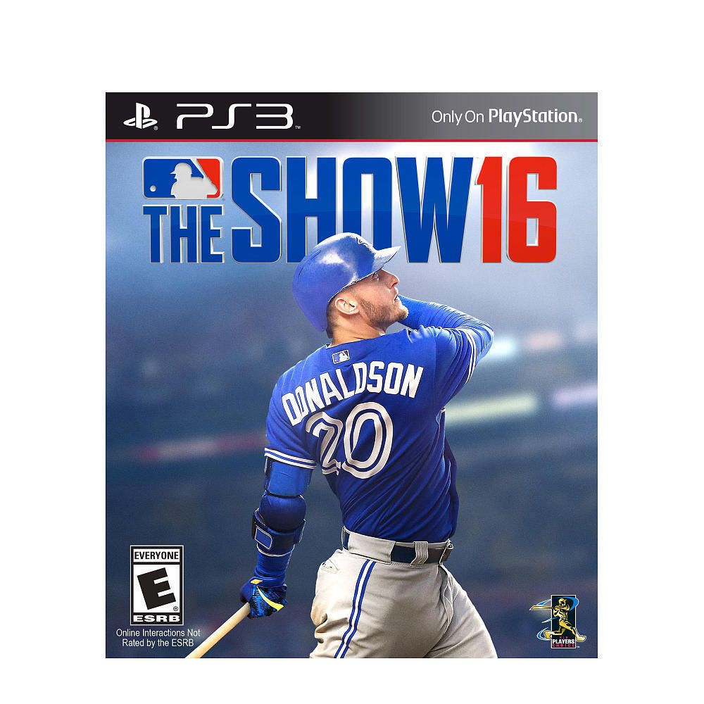 Mlb The Show 16 Game Playstation 3 Ps3 Baseball Brand New Sealed Video Games Consoles Video Games Ebay Mlb The Show Mlb Baseball Games Online
