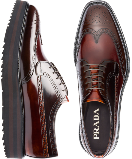 I Did Not Know That Prada Made Shoes For Men So Here Is My Favorite