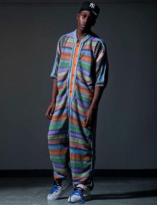 Madamebarry C Newing Winter 2012 Knitwear Knitwear Fashion Knitwear Men