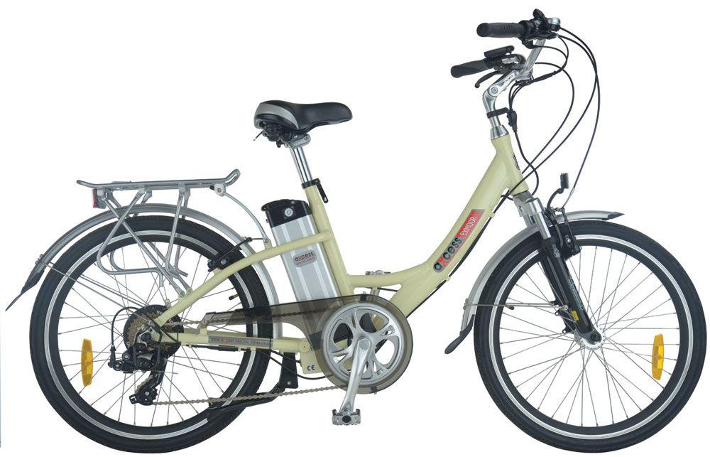 Axcess Exmoor Electric Bike Shop Bike Bicycle