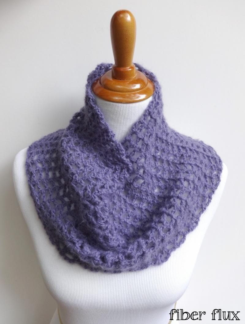 Catarina Cowl - The Yarn Box The Yarn Box | Crochet Patterns for ...