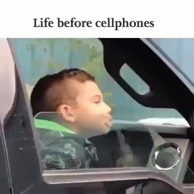 Life Before Cellphones