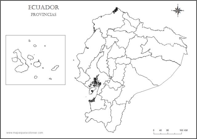 Mapa Del Ecuador Para Colorear Ecuador Mapa Ecuador Mapa Dibujo