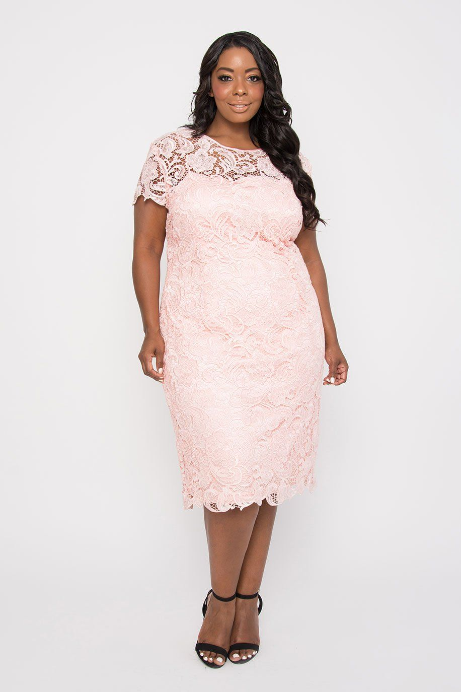 6a5c0c556db Short Plus Size Mother of the Bride Dress in 2019