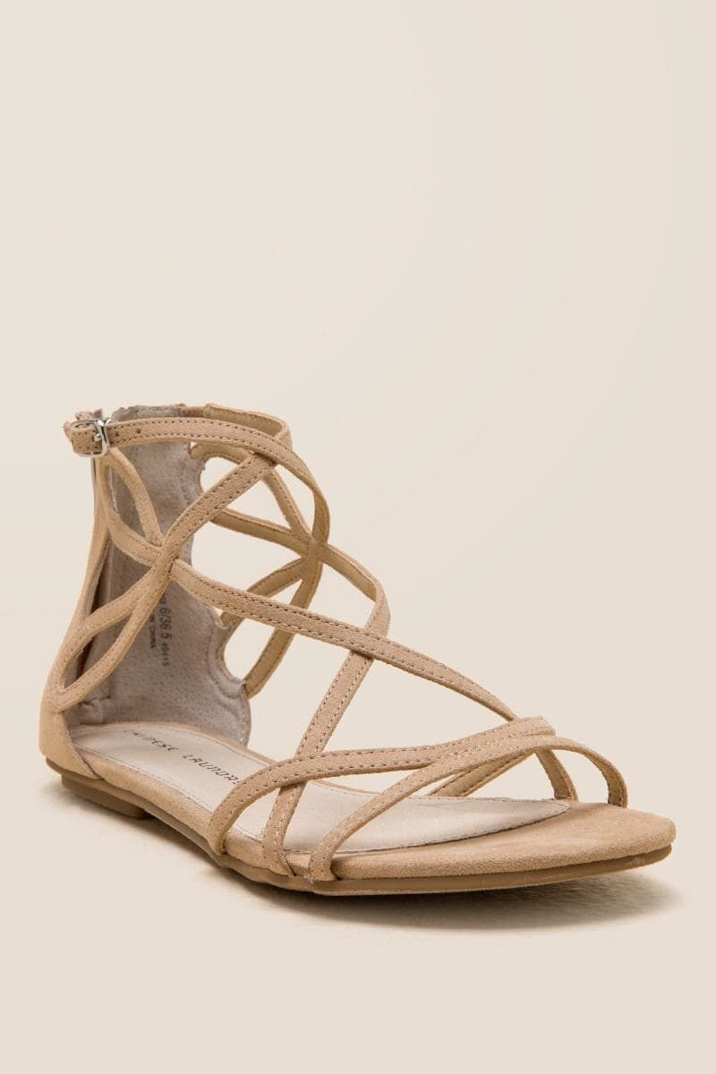 a06c17a20845 Chinese Laundry Penny Strappy Gladiator Sandal