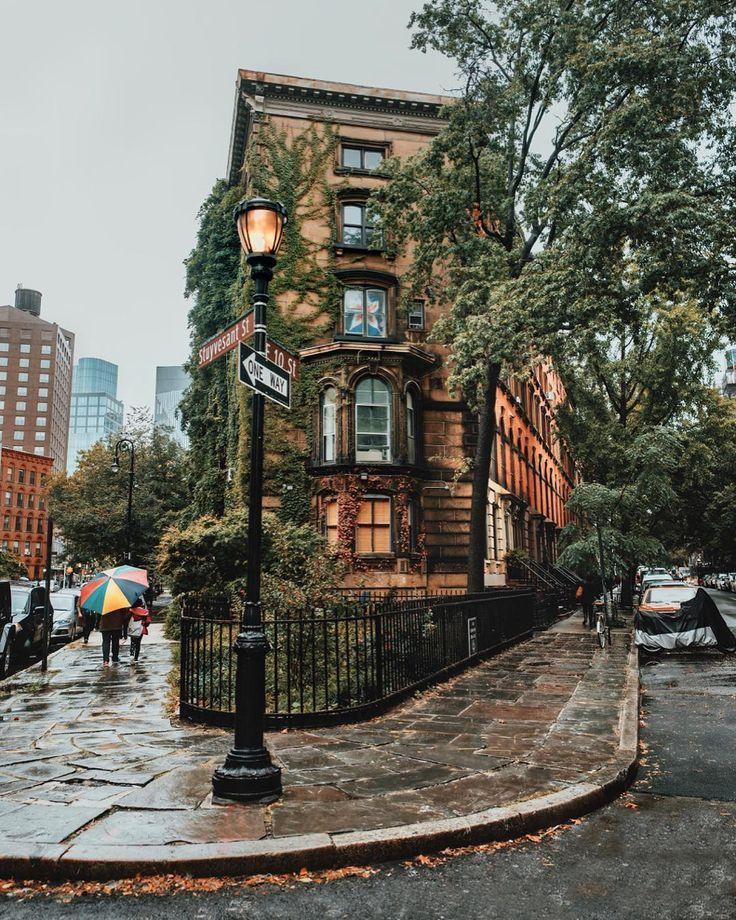 Spektakuläre Straßenfotos von New York City von Joe Thomas