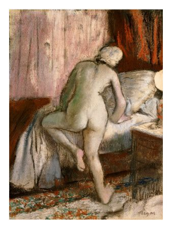 Edgar Degas Lithographs and Prints at Art.com