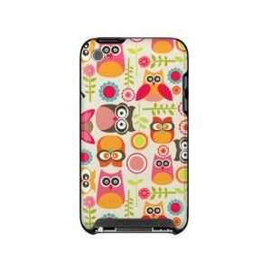 Uncommon Llc Cute Little Owls Ipod Touch 4 Capsule Case