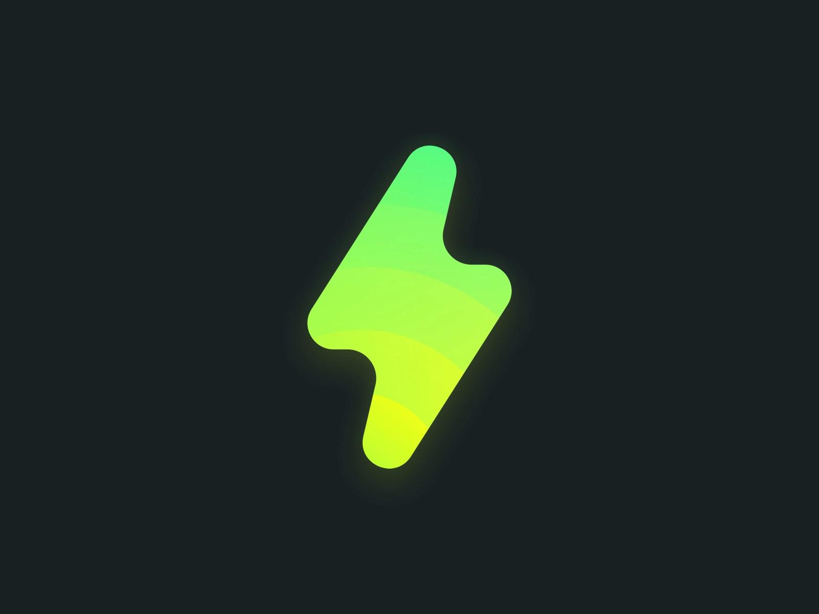 Flash.io Logo for data transfer & storage mobile app