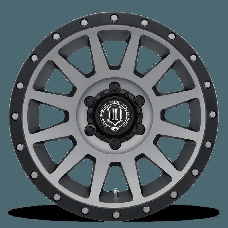 "Compression 17"" Wheel Wheels, tires, Alloy wheel, Bronze"