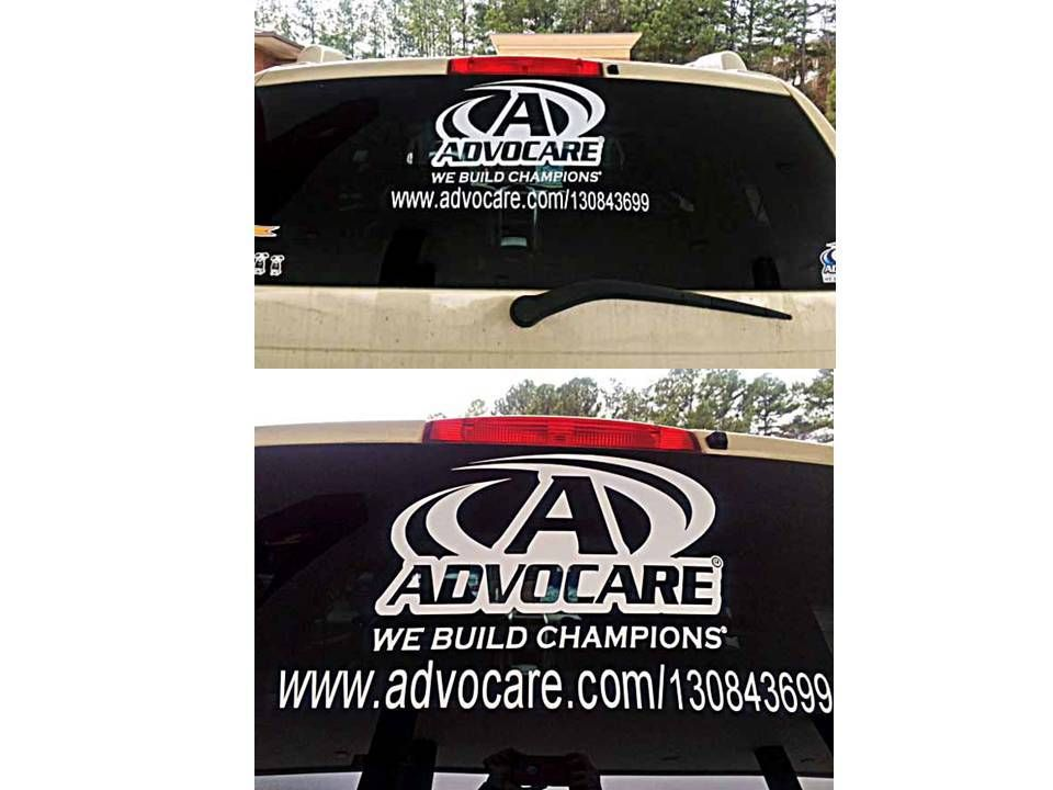 Advertise Your Business Or Display Your Custom Car Decal Design - Custom car decals business