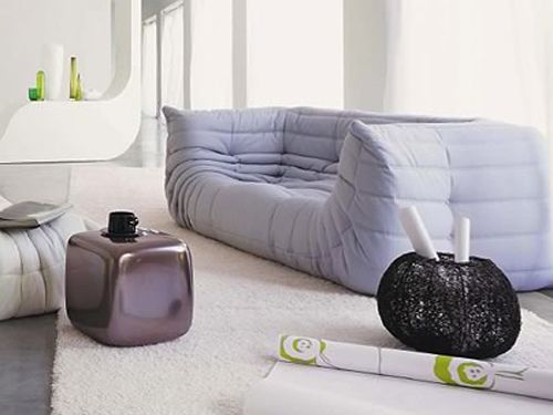 ligne roset togo sofa home decor mobilier de salon. Black Bedroom Furniture Sets. Home Design Ideas