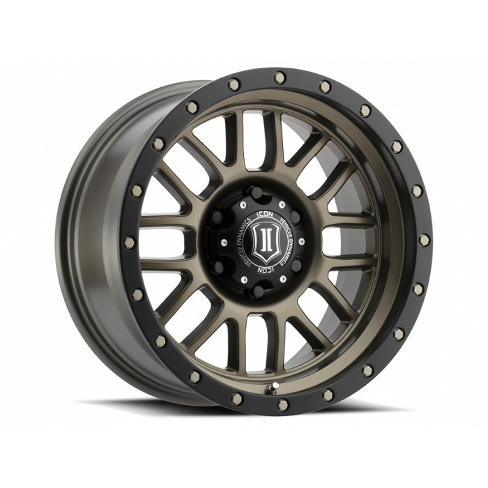 "20042020 F150 ICON Alpha 17x8.5"" Wheel (Bronze"