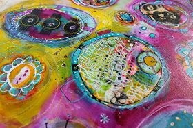 expand your heart pod painting by jodi ohl