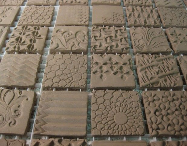 Simple Clay Tile Designs Ceramic Tiles Texture Slab
