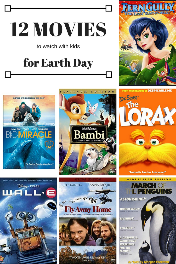 12 stirring movies to watch with your kids for Earth Day | BabyCenter