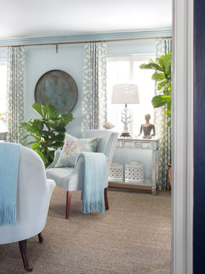 1001 ideas sobre decoraci n de salones para espacios for Salones mezcla clasico moderno