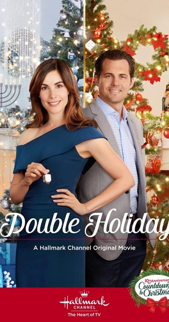 Double Holiday Dvd 2019 Hallmark Movie Carly Pope Kristoffer Polaha In 2020 Hallmark Channel Christmas Movies Christmas Movies On Tv Hallmark Christmas Movies