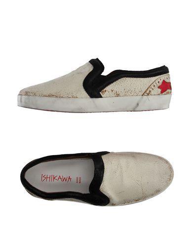 ISHIKAWA Sneakers & Deportivas mujer OXsOYf
