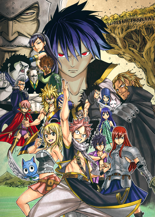 Fairy Tail Gintama, Fairy tail, Onizuka