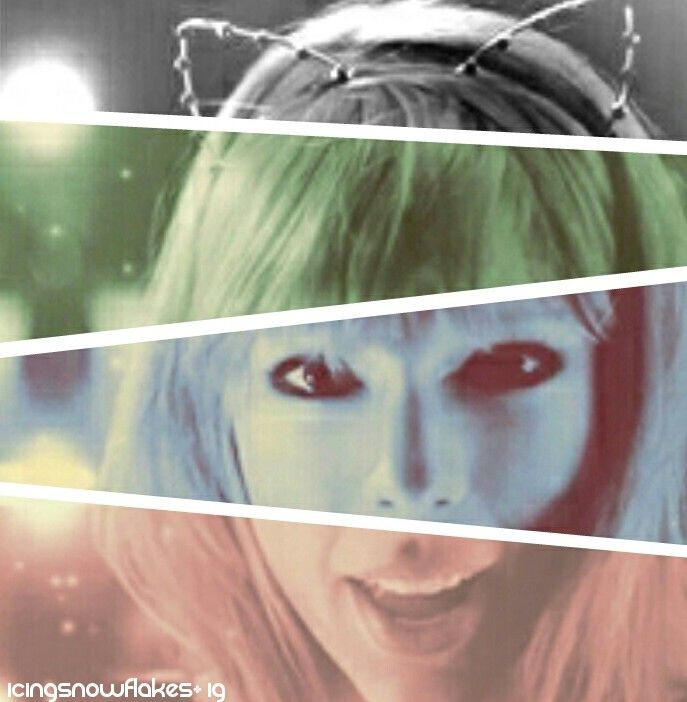 meow! It's me, the colourful taylor :P
