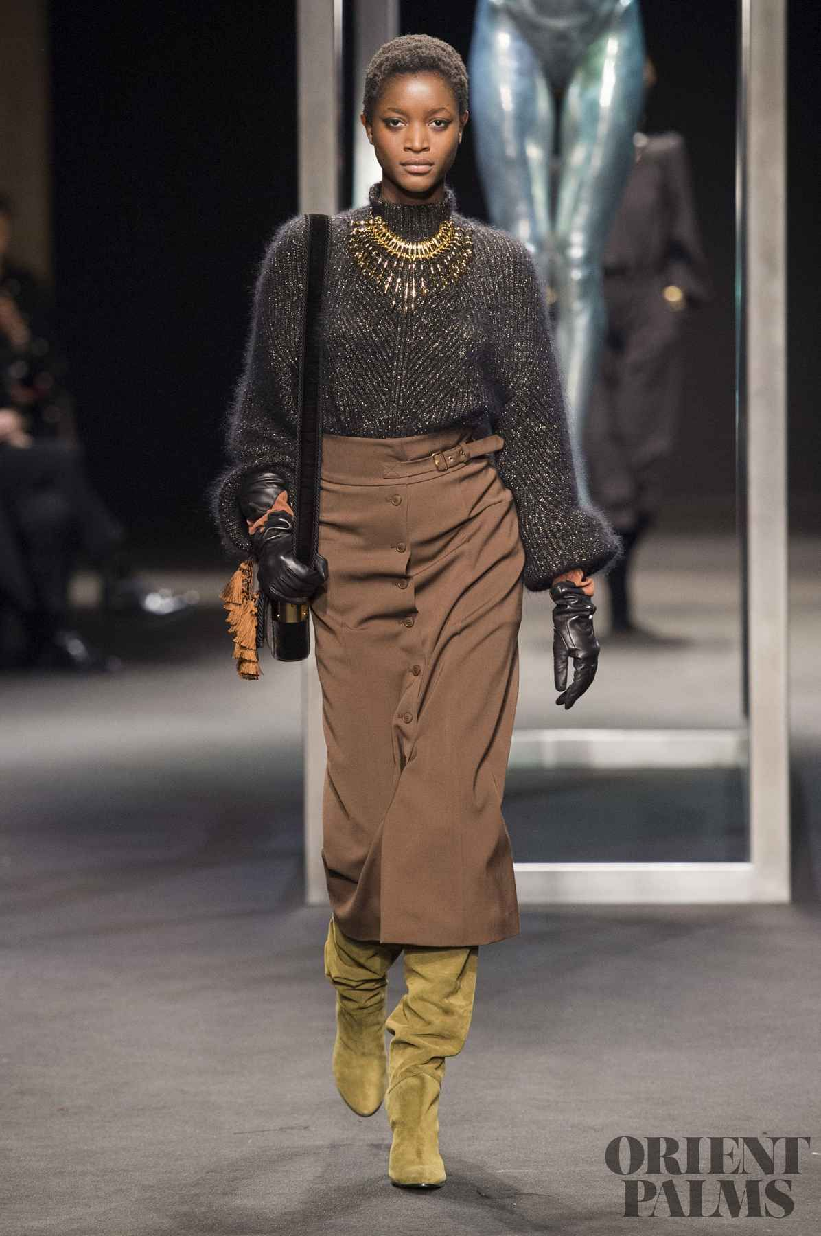 To acquire Alberta di philosophy ferretti fall runway review pictures trends