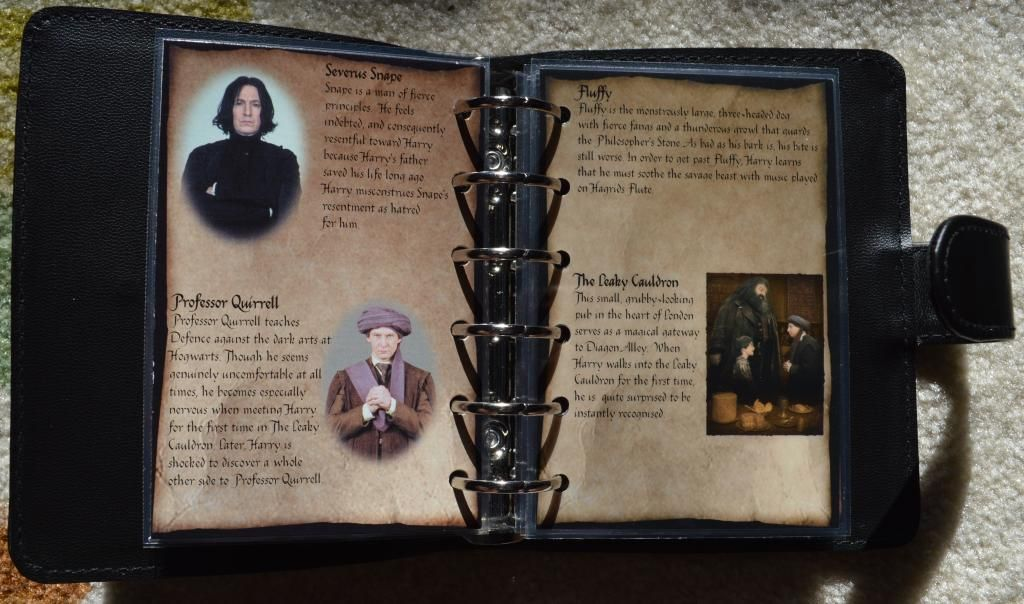 Gringotts Savings Book Page 7 From Asda Harry Potter