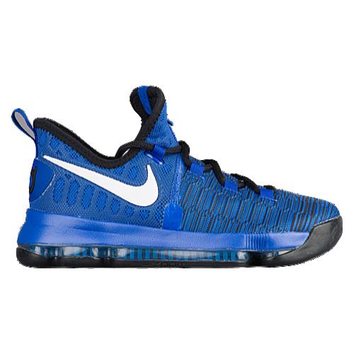 buy online 4e9f3 18369 Nike KD 9 - Boys' Grade School at Foot Locker | Lil man ...