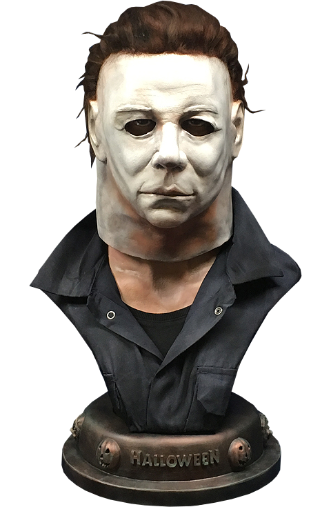 Hollywood Collectibles Group Michael Myers Life Size Bust Michael Myers Michael Myers Art Michael Myers Halloween