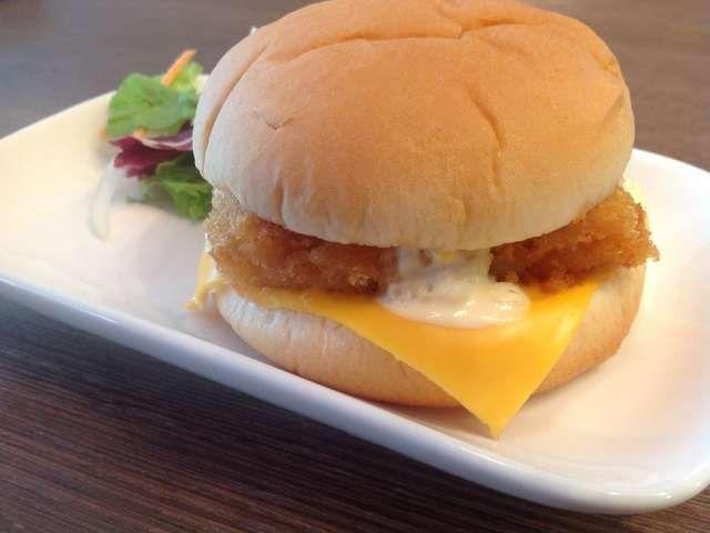 マクドナルド ハンバーガー 作り方