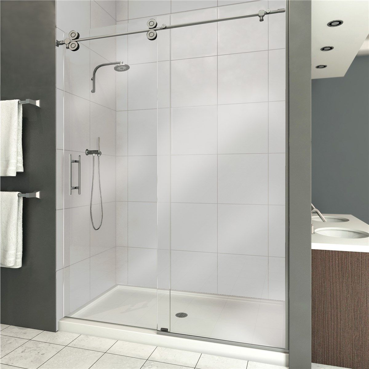 Cayman Shower Door With Images Shower Doors Bathroom Remodel