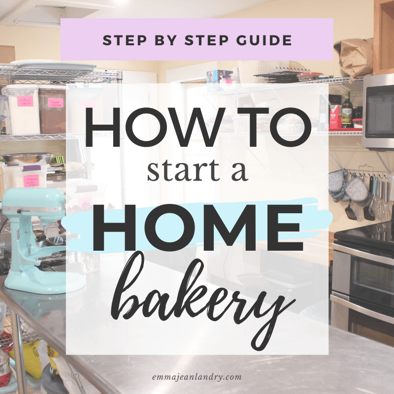 How To Start A Home Bakery Home bakery, Home bakery