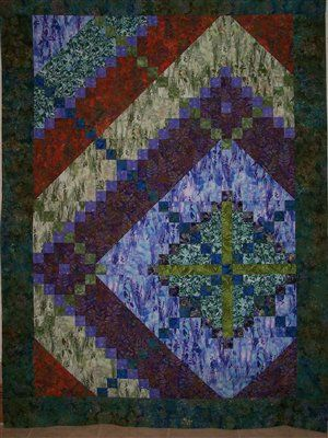 Natures Harmony - Quilters Club of America | Quilt Images ... : quilt club of america - Adamdwight.com