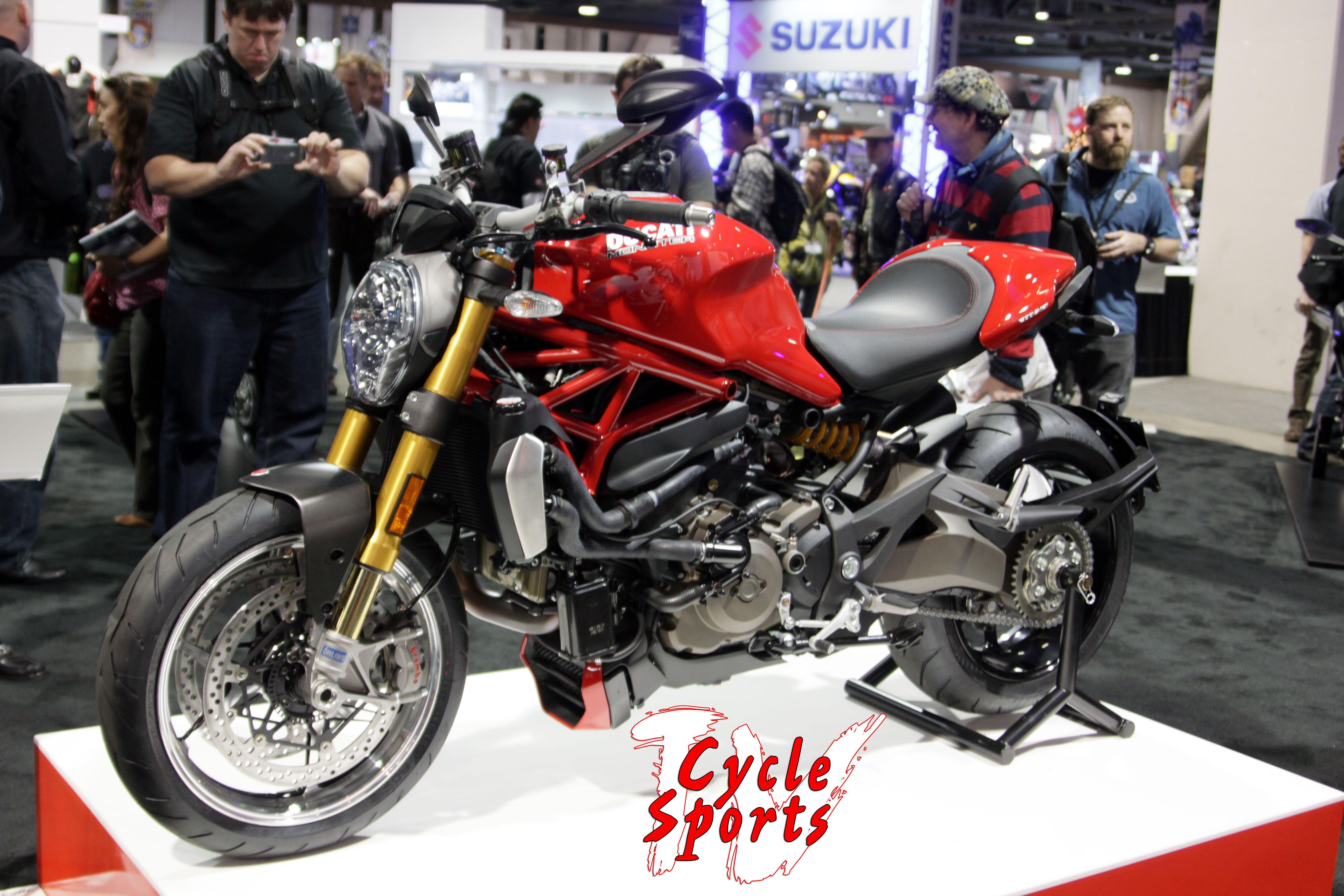 An air-cooled Ducati Monster will return - BikesRepublic
