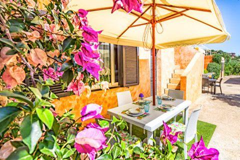 Appartamento Vacanze In Sardegna Residence Sul Mare Sardegna