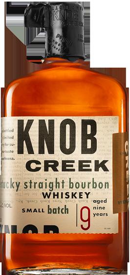 whiskey 30 40 knob creek kentucky straight bourbon whiskey 40