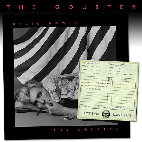July 2016: Say hello to The Gouster - David Bowie Latest News