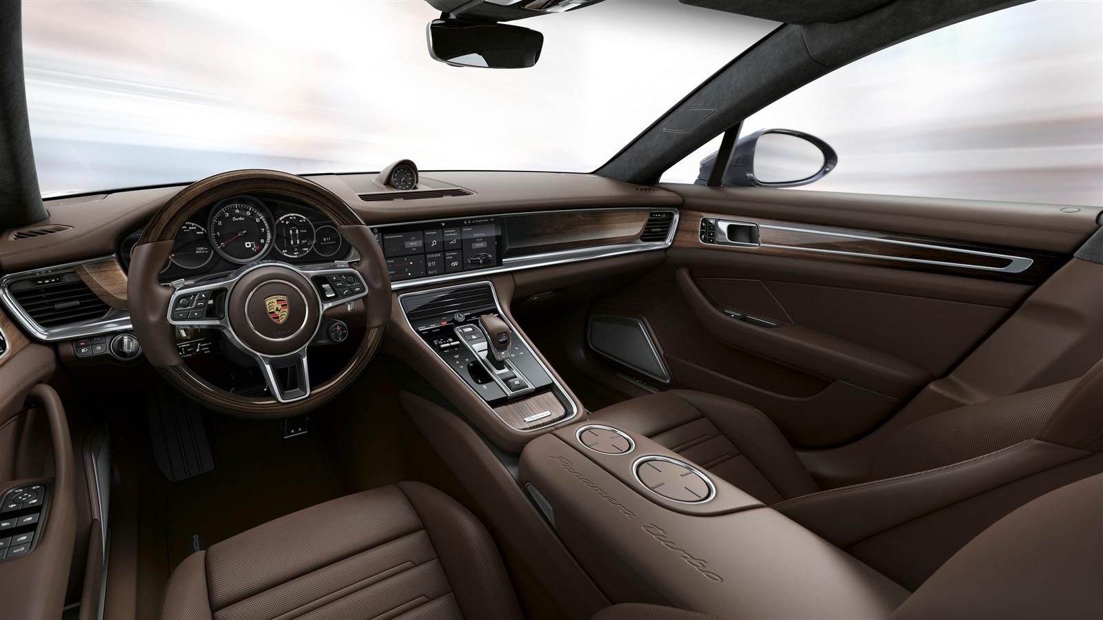 Porsche Exclusive Enhances The New Panamera Inside And Out