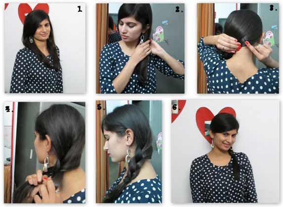 Easy Braided Updos For Shoulder Length Hair : 25 easy everyday hairstyles for medium length hair everyday