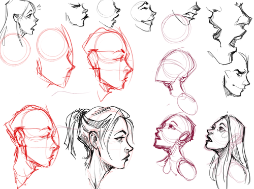 Gretel Lusky Drawing Tips Drawing Expressions Drawings
