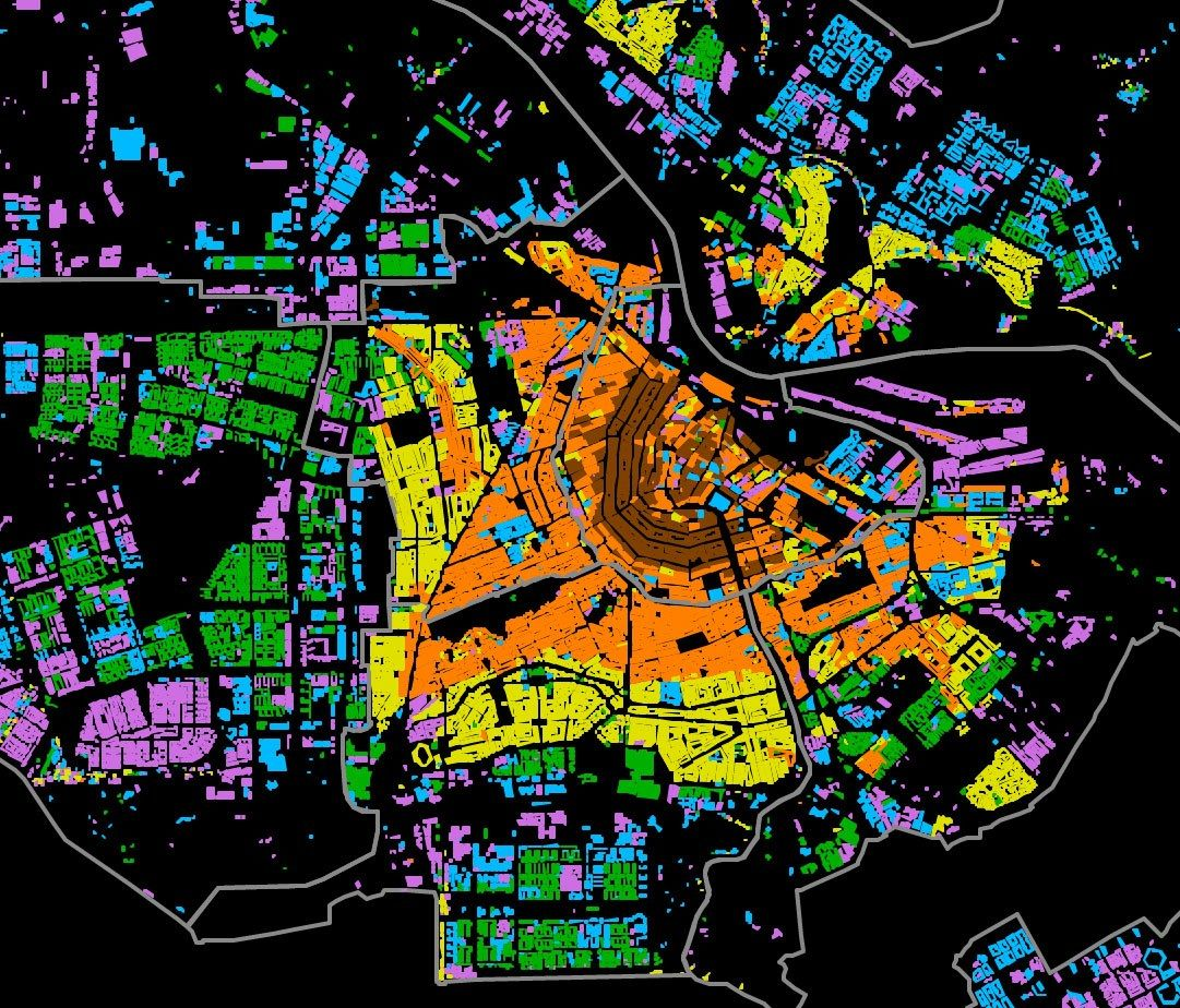 Mapping The History Of L A S Notorious Sprawl History Map Interactive Map