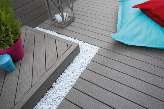 Terrasse : carrelages et dallages pour l\'extérieur | Couleurs ...