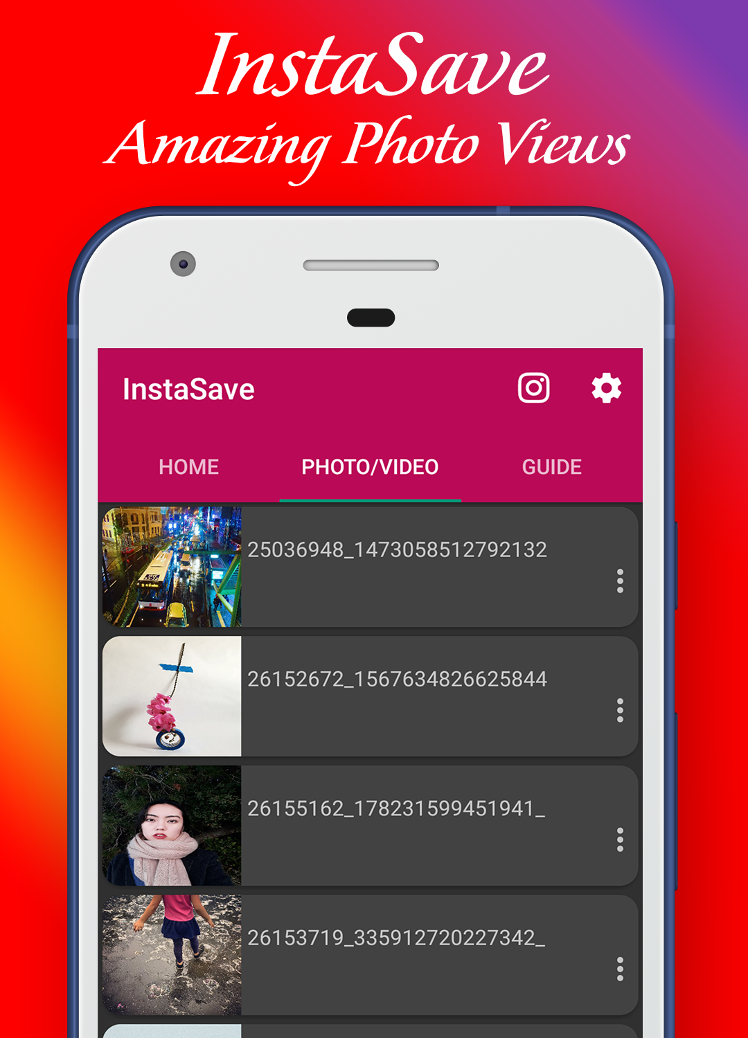 Pin about Instagram apps, Insta save and Instagram on Apps