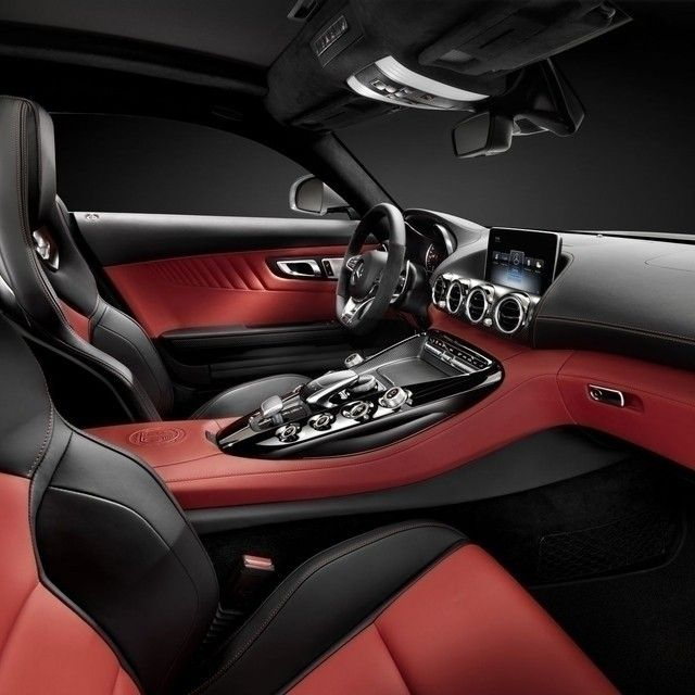 The Mercedes Amg Gt S Interior Features An Expression Of Our