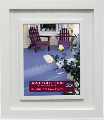 Michael S 8x10 Or 11x14 White Beadboard Frame White Beadboard Cottage Frames Frames On Wall