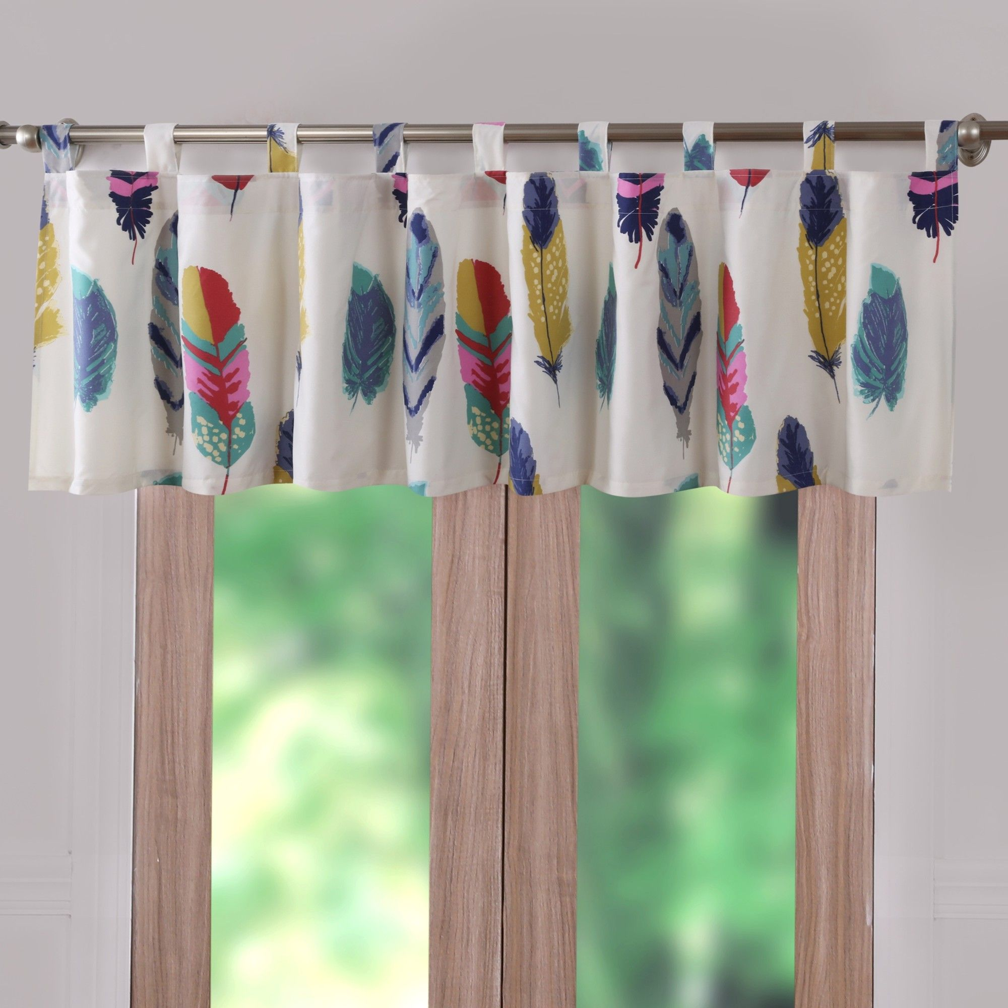 "Dream Catcher Window 84"" Curtain Valance"